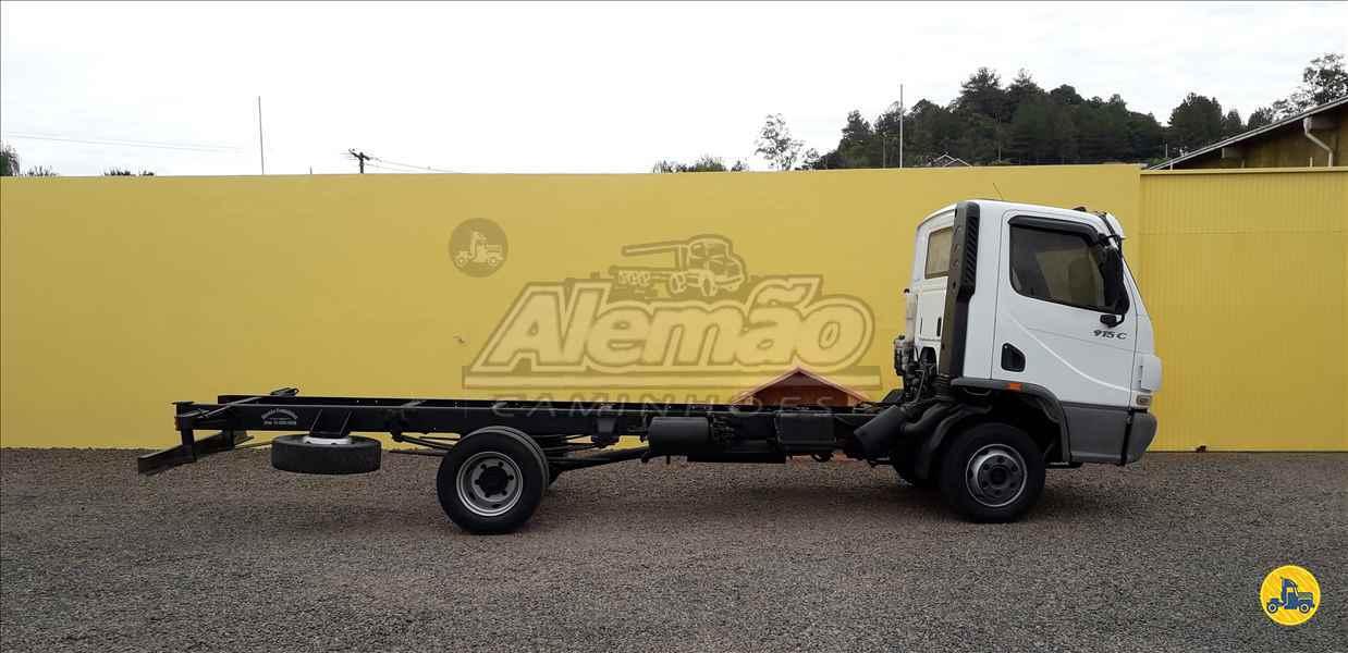 MERCEDES-BENZ MB 915  2007/2007 Alemão Caminhões