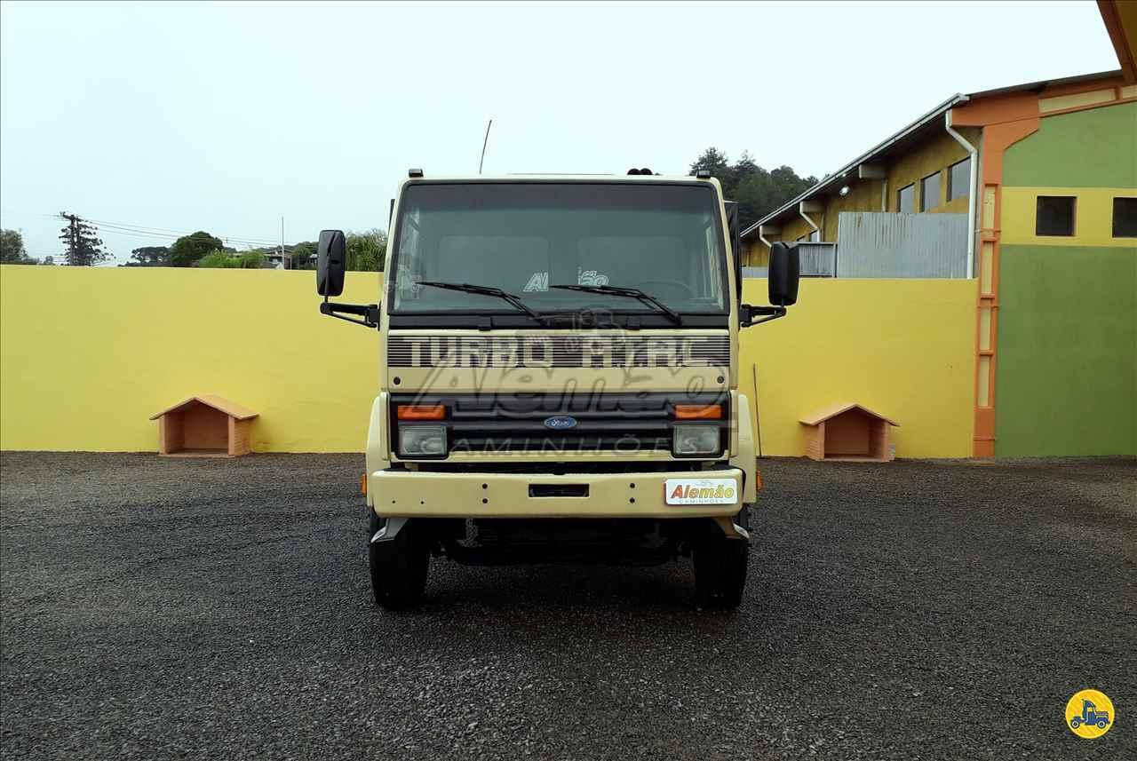 CAMINHAO FORD CARGO 2218 Chassis Truck 6x2 Alemão Caminhões GETULIO VARGAS RIO GRANDE DO SUL RS