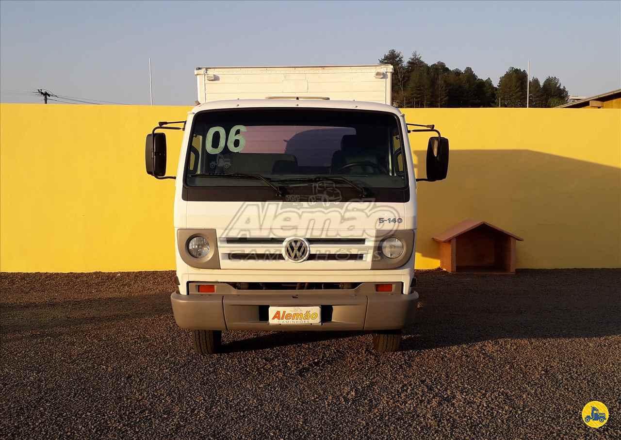 CAMINHAO VOLKSWAGEN VW 5140 Baú Furgão 3/4 4x2 Alemão Caminhões GETULIO VARGAS RIO GRANDE DO SUL RS