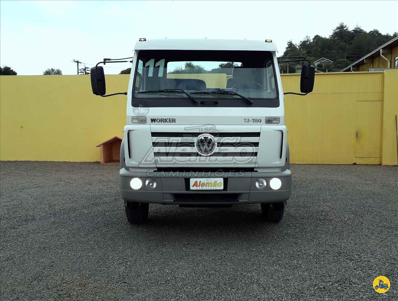 CAMINHAO VOLKSWAGEN VW 13180 Chassis Toco 4x2 Alemão Caminhões GETULIO VARGAS RIO GRANDE DO SUL RS