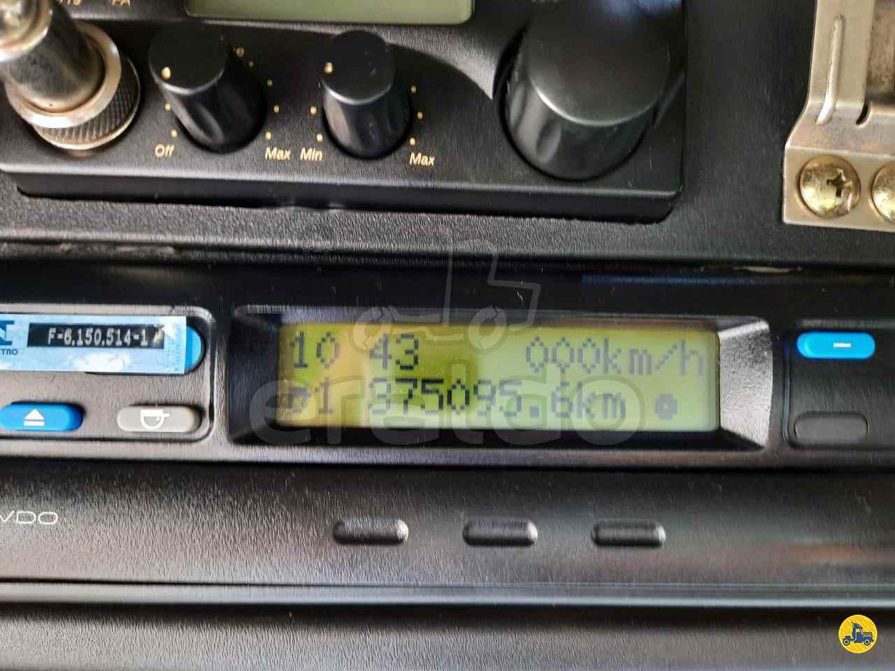 DAF DAF XF105 510 375000km 2019/2019 Eraldo Caminhões