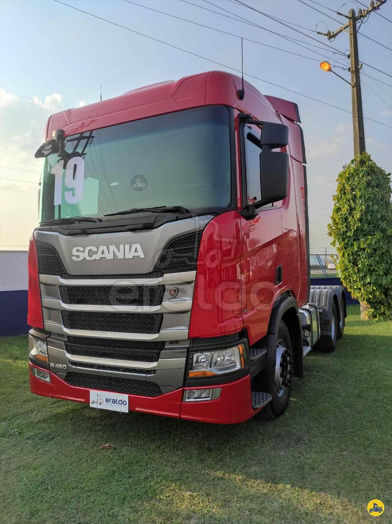 CAMINHAO SCANIA SCANIA 450 Cavalo Mecânico Truck 6x2 Eraldo Caminhões TUBARAO SANTA CATARINA SC