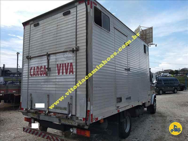 CARROCERIA SOBRE CHASSI  CAMINHAO 3/4 BAU FURGAO Vitória Caminhões CURITIBA PARANÁ PR