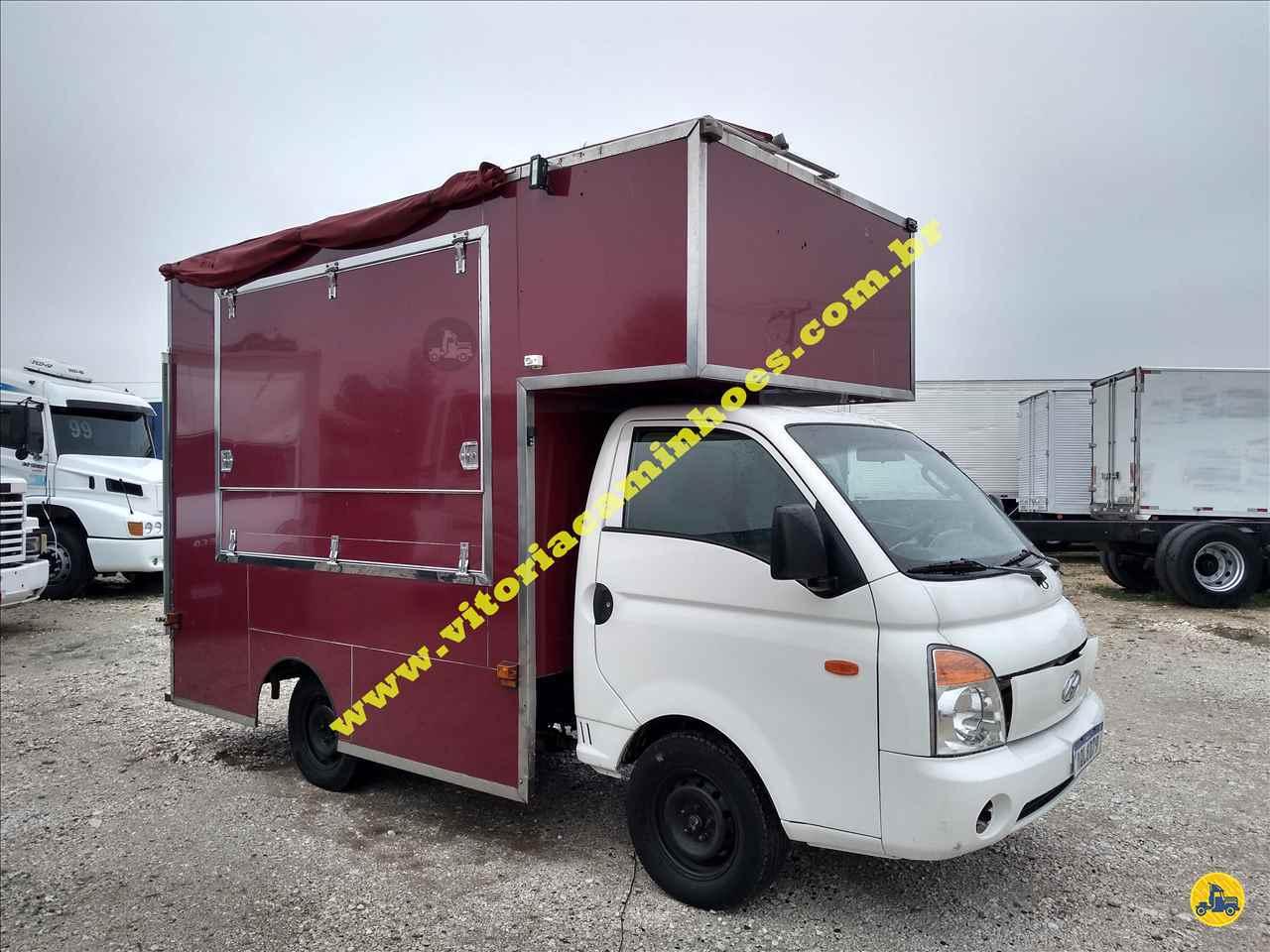 CAMINHAO HYUNDAI HR Food Truck Toco 4x2 Vitória Caminhões CURITIBA PARANÁ PR