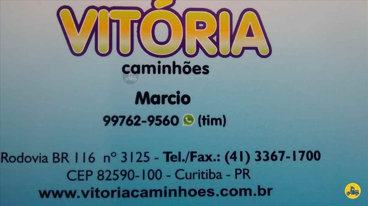 MERCEDES-BENZ MB 1418 10000km 1998/1998 Vitória Caminhões