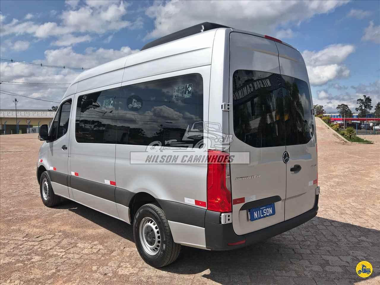 MERCEDES-BENZ Sprinter VAN 416 19000km 2019/2020 Nilson Caminhoes