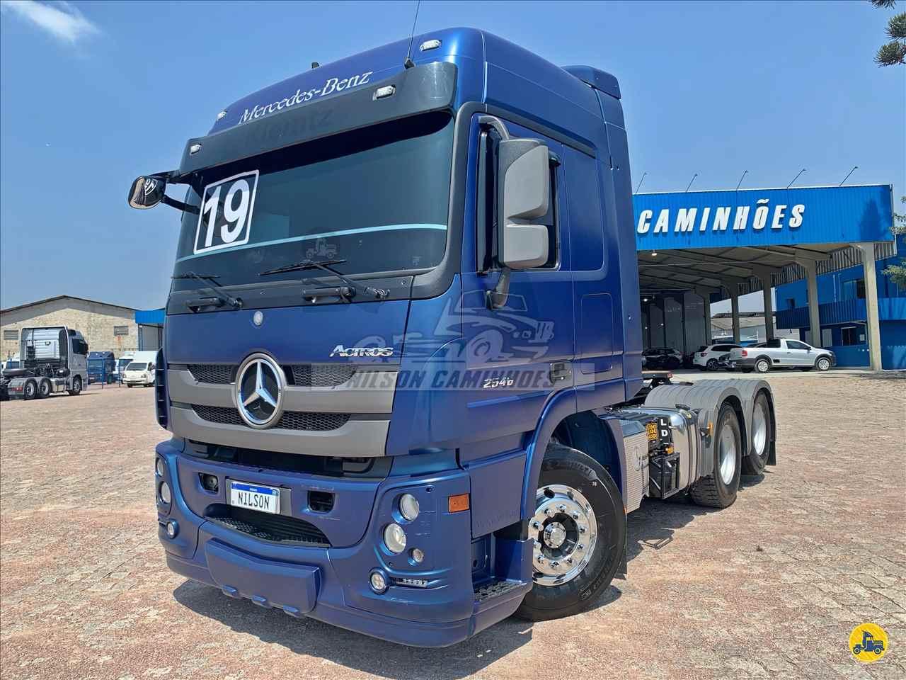 CAMINHAO MERCEDES-BENZ MB 2546 Cavalo Mecânico Truck 6x2 Nilson Caminhoes SAO JOSE DOS PINHAIS PARANÁ PR