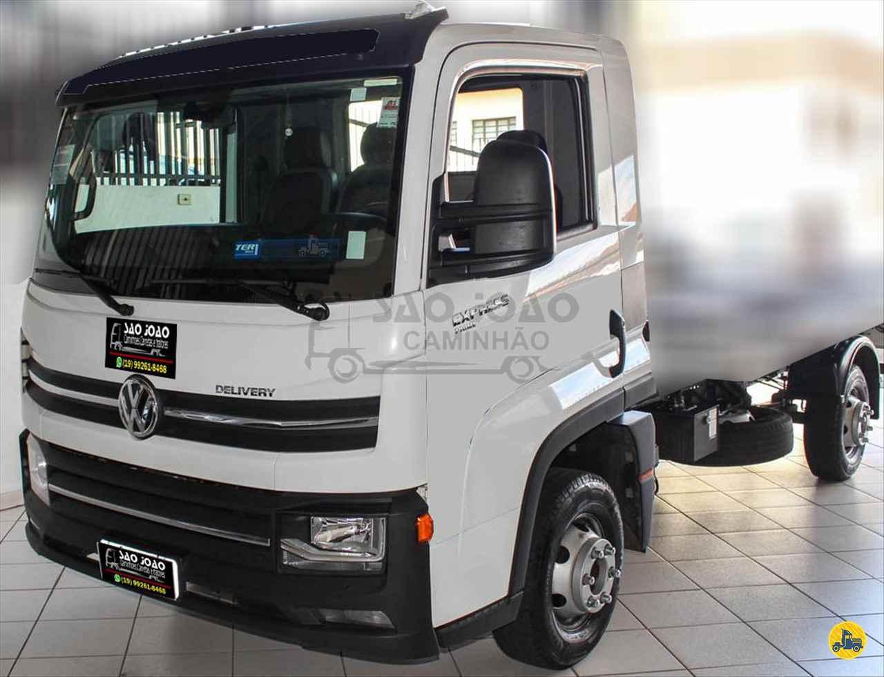CAMINHAO VOLKSWAGEN DELIVERY EXPRESS Chassis Toco 4x2 São João Caminhão SAO JOAO DA BOA VISTA SÃO PAULO SP