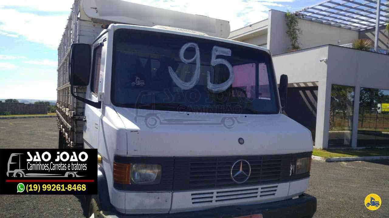 CAMINHAO MERCEDES-BENZ MB 709 Boiadeiro Toco 4x2 São João Caminhão SAO JOAO DA BOA VISTA SÃO PAULO SP