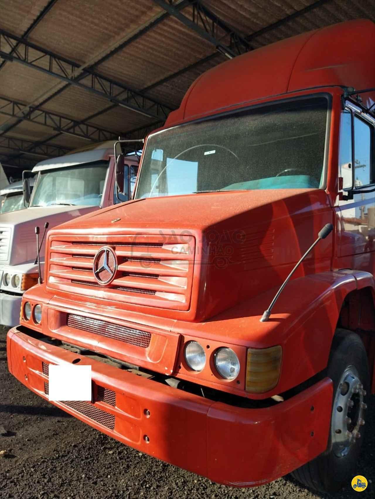 CAMINHAO MERCEDES-BENZ MB 1218 Chassis Truck 6x2 São João Caminhão SAO JOAO DA BOA VISTA SÃO PAULO SP