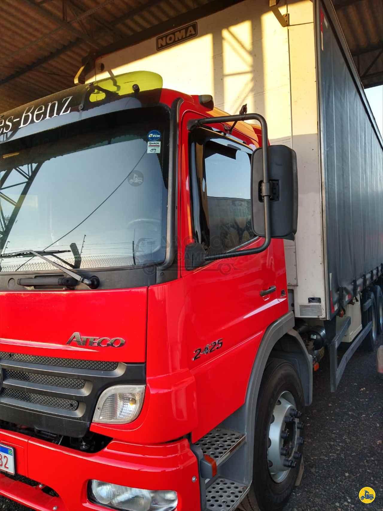 CAMINHAO MERCEDES-BENZ MB 2425 Baú Sider Truck 6x2 São João Caminhão SAO JOAO DA BOA VISTA SÃO PAULO SP