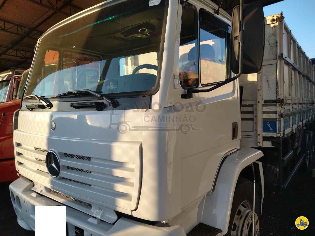 CAMINHAO MERCEDES-BENZ MB 1420 Graneleiro Truck 6x2 São João Caminhão SAO JOAO DA BOA VISTA SÃO PAULO SP