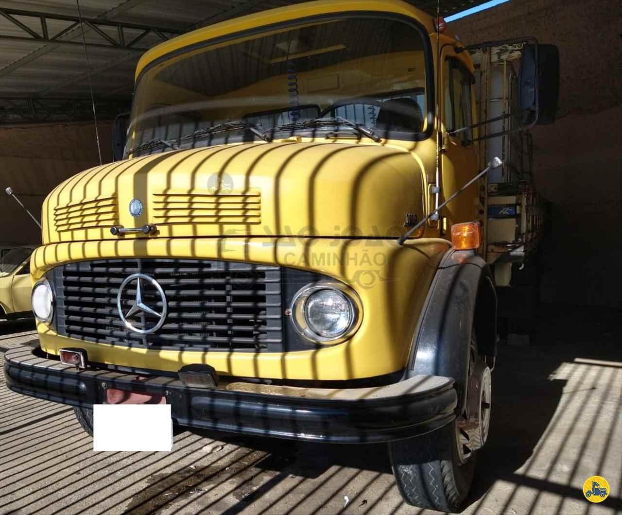 CAMINHAO MERCEDES-BENZ MB 1113 Carga Seca Truck 6x2 São João Caminhão SAO JOAO DA BOA VISTA SÃO PAULO SP