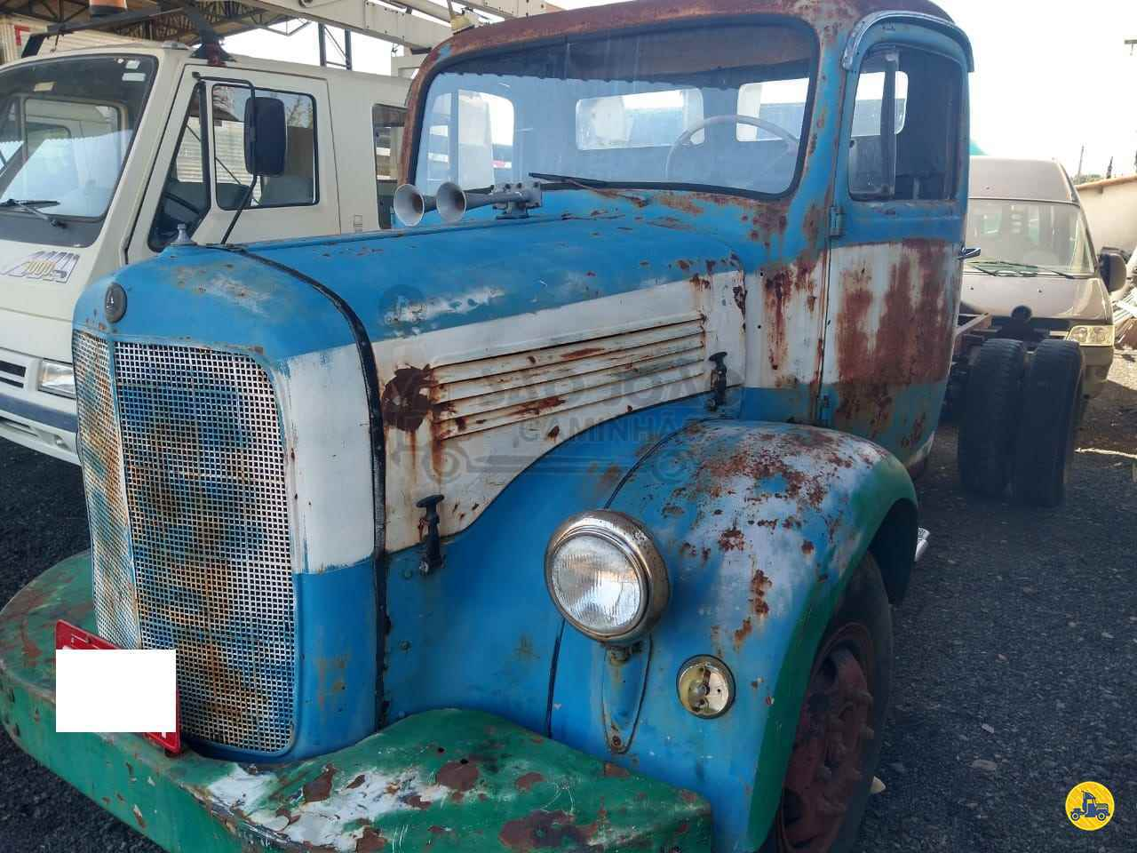 CAMINHAO MERCEDES-BENZ MB LP 312 Chassis Toco 4x2 São João Caminhão SAO JOAO DA BOA VISTA SÃO PAULO SP