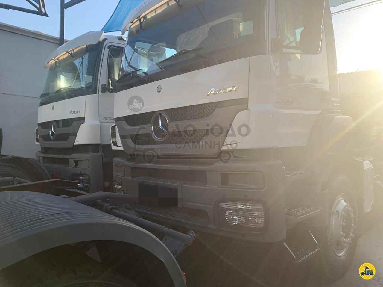 CAMINHAO MERCEDES-BENZ MB 3344 Plataforma Truck 6x2 São João Caminhão SAO JOAO DA BOA VISTA SÃO PAULO SP