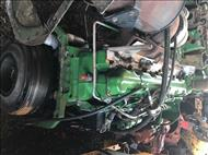 Motor Jhon Deere 8.1 da STS 9750