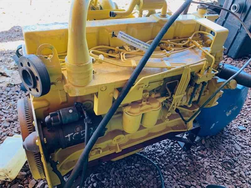 MOTOR DA TC 57 NH GENESIS 2004