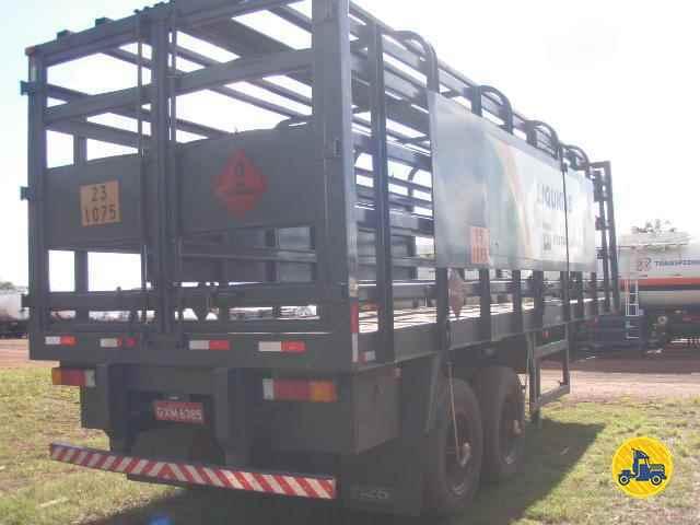 SEMI-REBOQUE GAIOLA de GAS  2010/2011 TRUCKCISO