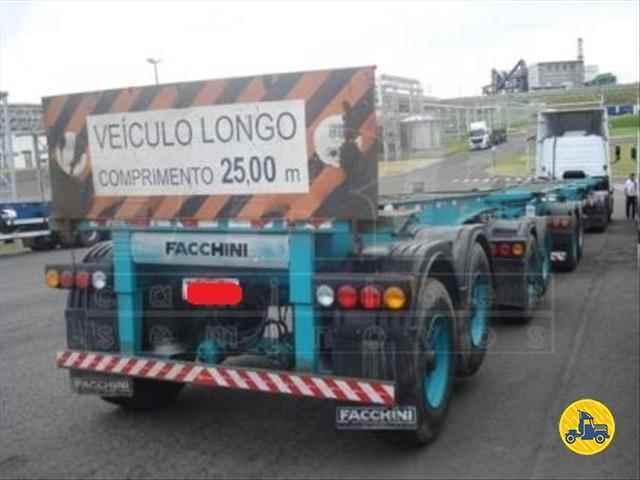 RODOTREM CARGA SECA  2005/2005 TRUCKCISO