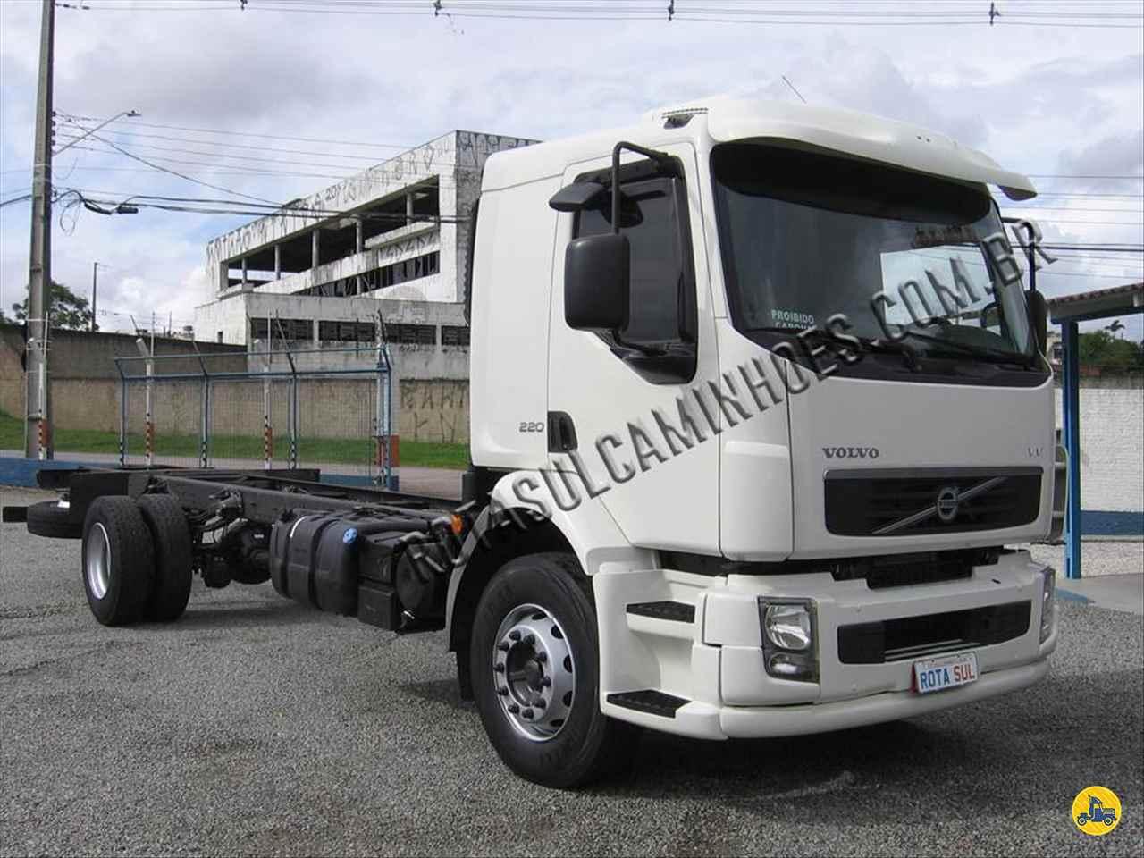 VOLVO VM 220 de Rota Sul Caminhões - CURITIBA/PR