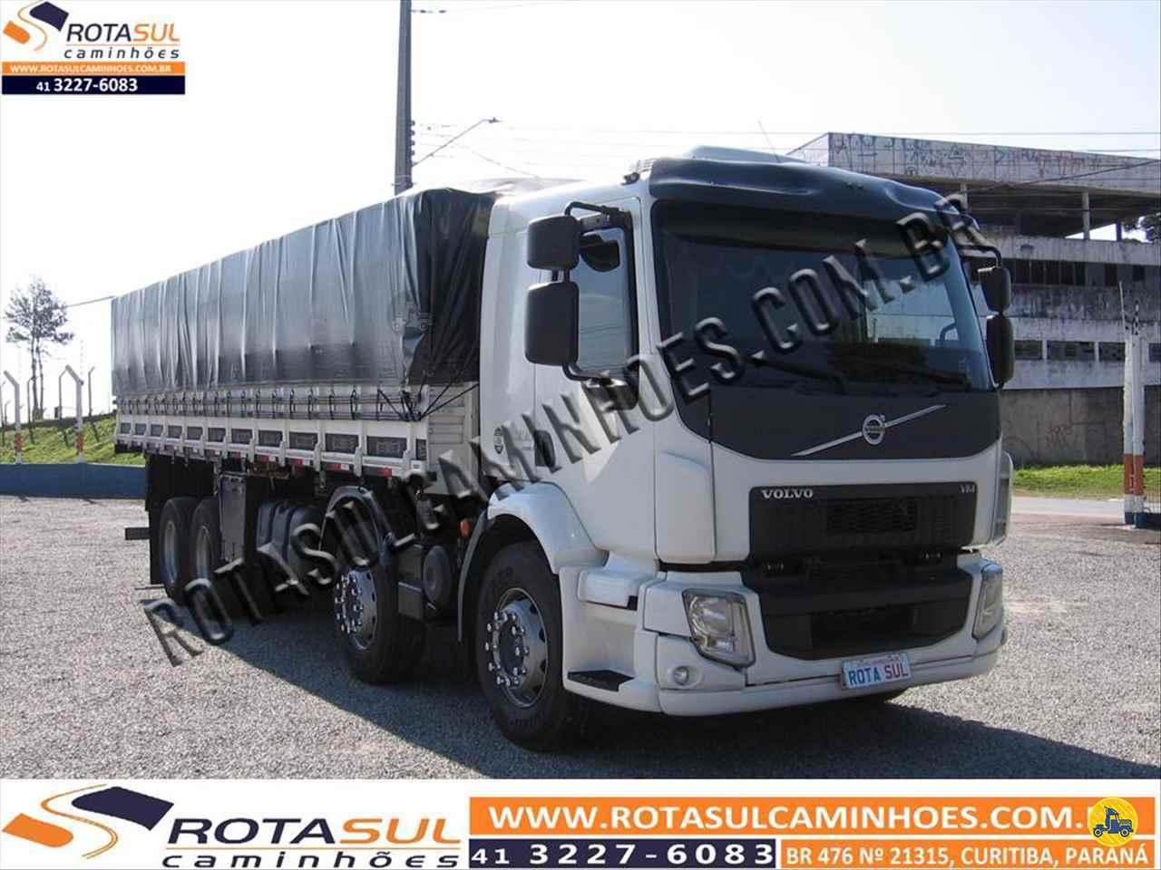 CAMINHAO VOLVO VOLVO VM 330 Graneleiro BiTruck 8x2 Rota Sul Caminhões CURITIBA PARANÁ PR