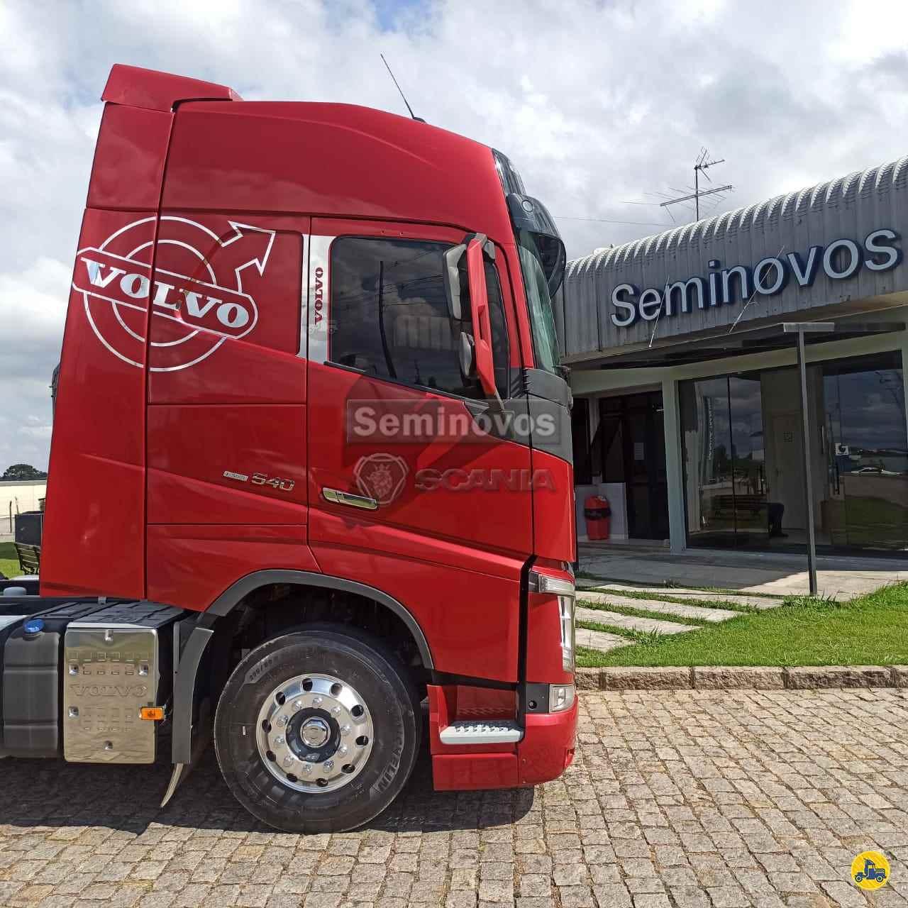 VOLVO VOLVO FH 540 210000km 2019/2020 Scania Seminovos