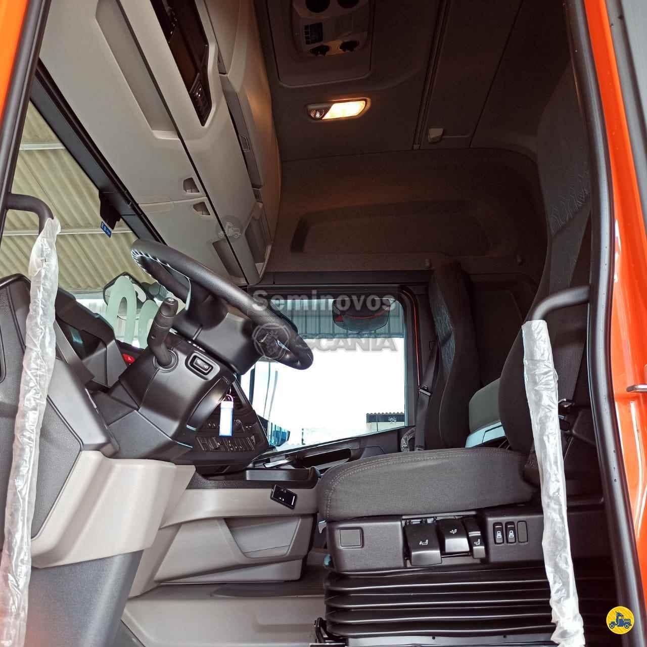 SCANIA SCANIA 450 62000km 2020/2020 Scania Seminovos