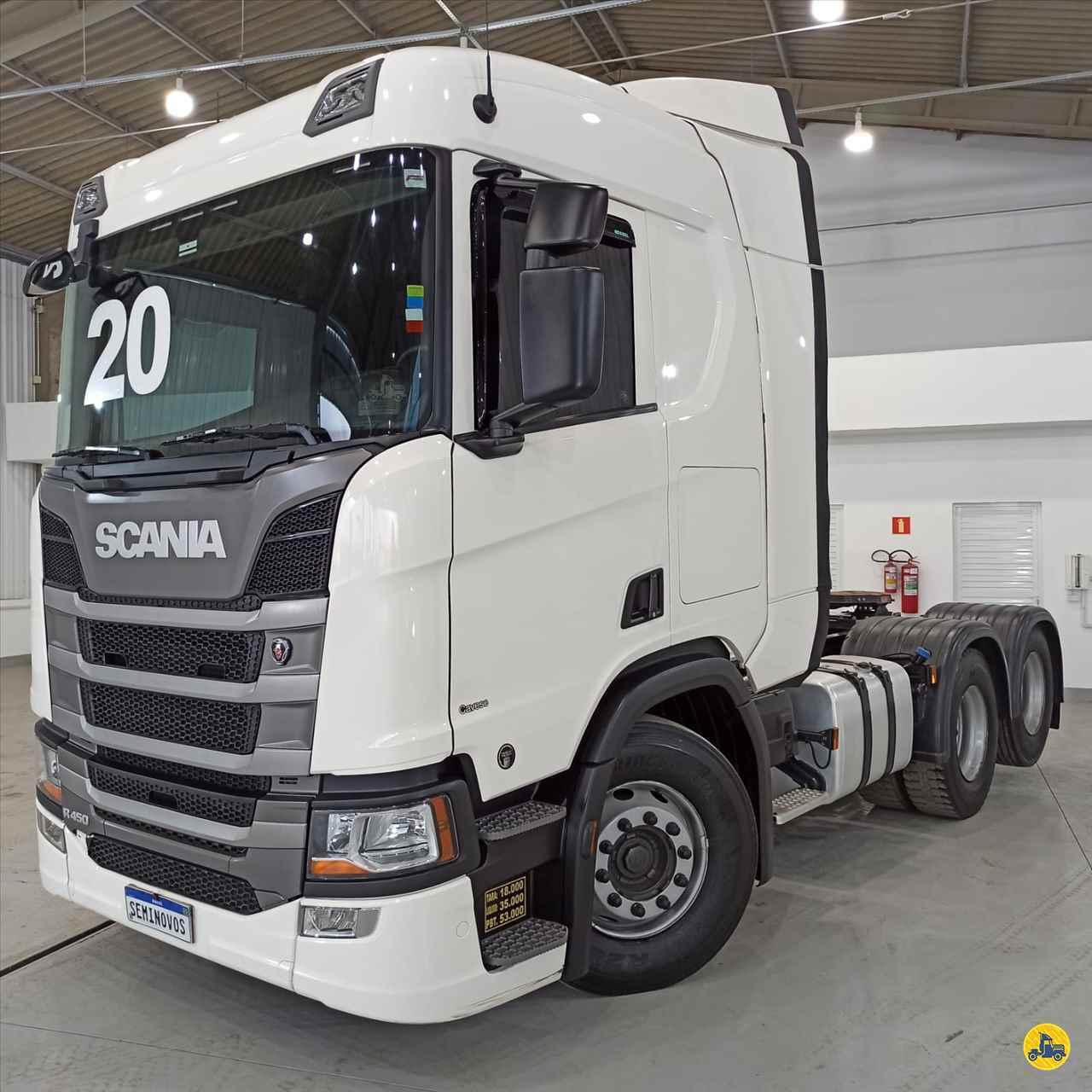 SCANIA 450 de Scania Seminovos - SAO JOSE DOS PINHAIS/PR