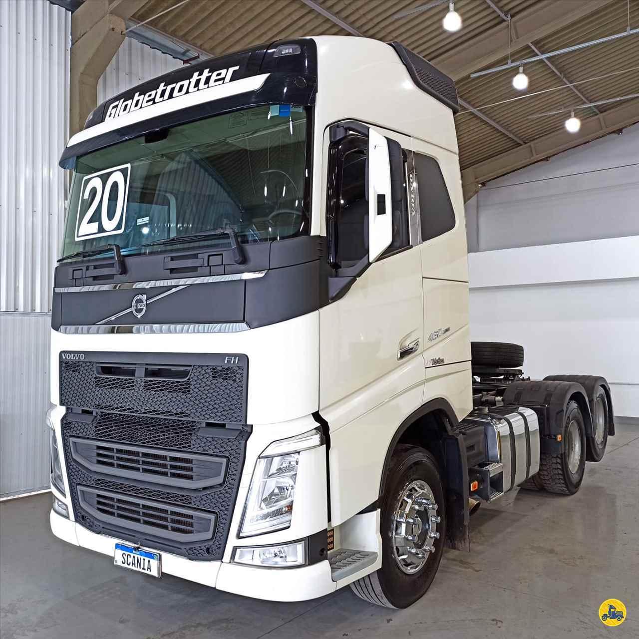 CAMINHAO VOLVO VOLVO FH 460 Cavalo Mecânico Truck 6x2 Scania Seminovos SAO JOSE DOS PINHAIS PARANÁ PR