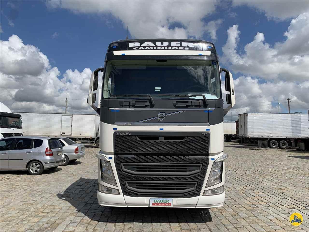 CAMINHAO VOLVO VOLVO FH 500 Cavalo Mecânico Truck 6x2 Bauer Caminhões ITAJAI SANTA CATARINA SC