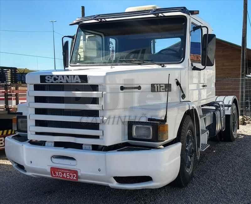 SCANIA SCANIA 112 310  1984/1984 Dulex Caminhões