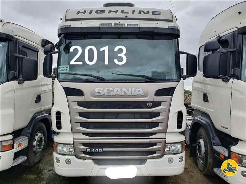 SCANIA SCANIA 440 100km 2013/2013 Trevo Caminhões - AGB