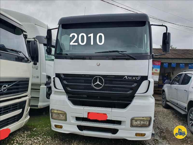MERCEDES-BENZ MB 2035 100km 2010/2010 Trevo Caminhões - AGB