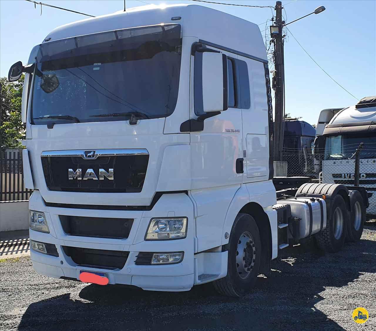 CAMINHAO MAN TGX 28 440 Cavalo Mecânico Truck 6x2 Trevo Caminhões - AGB ITAJAI SANTA CATARINA SC