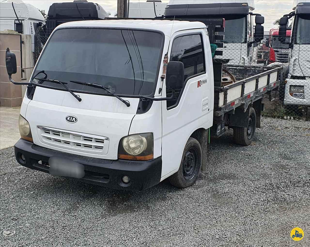 Bongo K-2700 de Trevo Caminhões - AGB - ITAJAI/SC