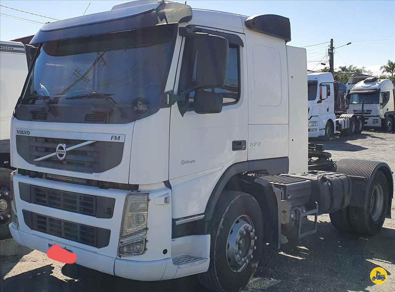 VOLVO FM 370 de Trevo Caminhões - AGB - ITAJAI/SC