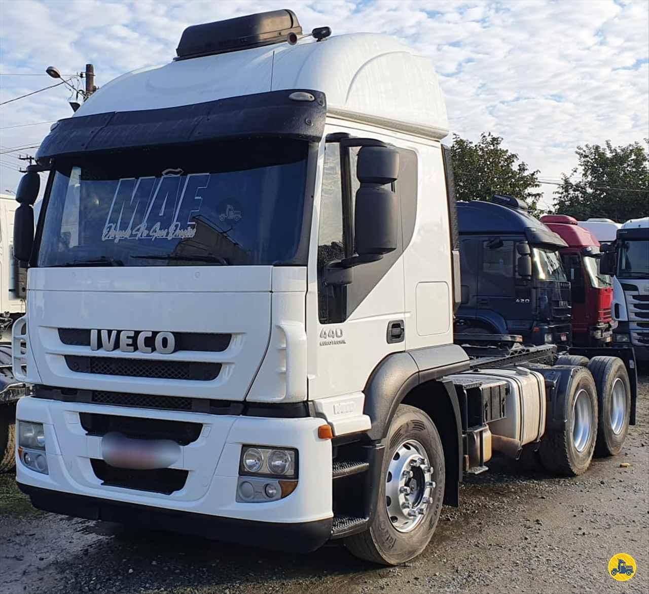 STRALIS 440 de Trevo Caminhões - AGB - ITAJAI/SC