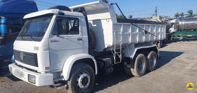 CAMINHAO VOLKSWAGEN VW 16220 Caçamba Basculante Truck 6x2 Trevo Caminhões - AGB ITAJAI SANTA CATARINA SC
