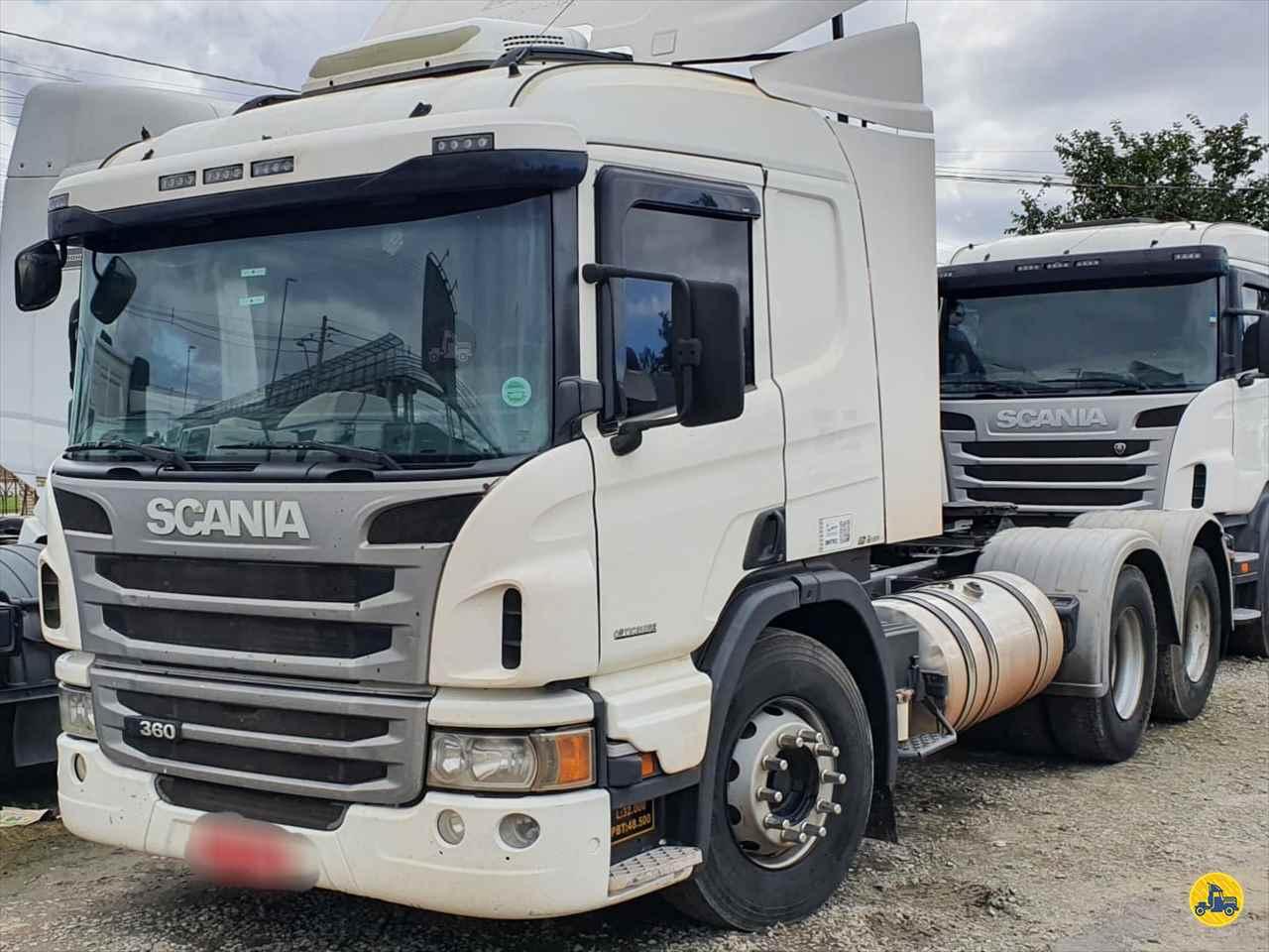 CAMINHAO SCANIA SCANIA 360 Cavalo Mecânico Truck 6x2 Trevo Caminhões - AGB ITAJAI SANTA CATARINA SC
