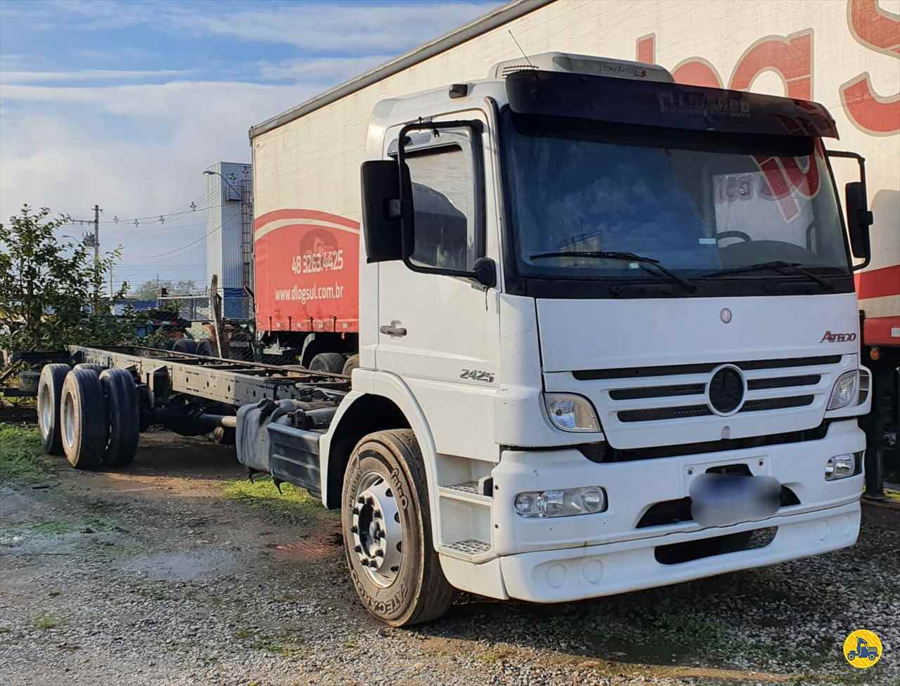 MB 2425 de Trevo Caminhões - AGB - ITAJAI/SC