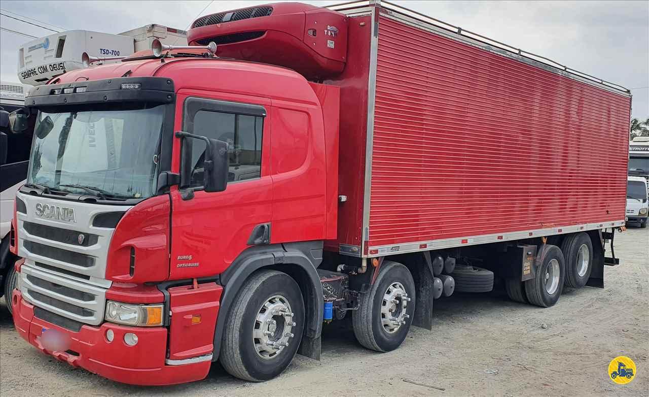 SCANIA P310 de Trevo Caminhões - AGB - ITAJAI/SC