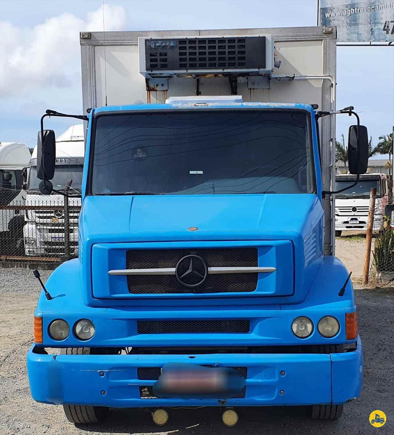 MB 1620 de Trevo Caminhões - AGB - ITAJAI/SC
