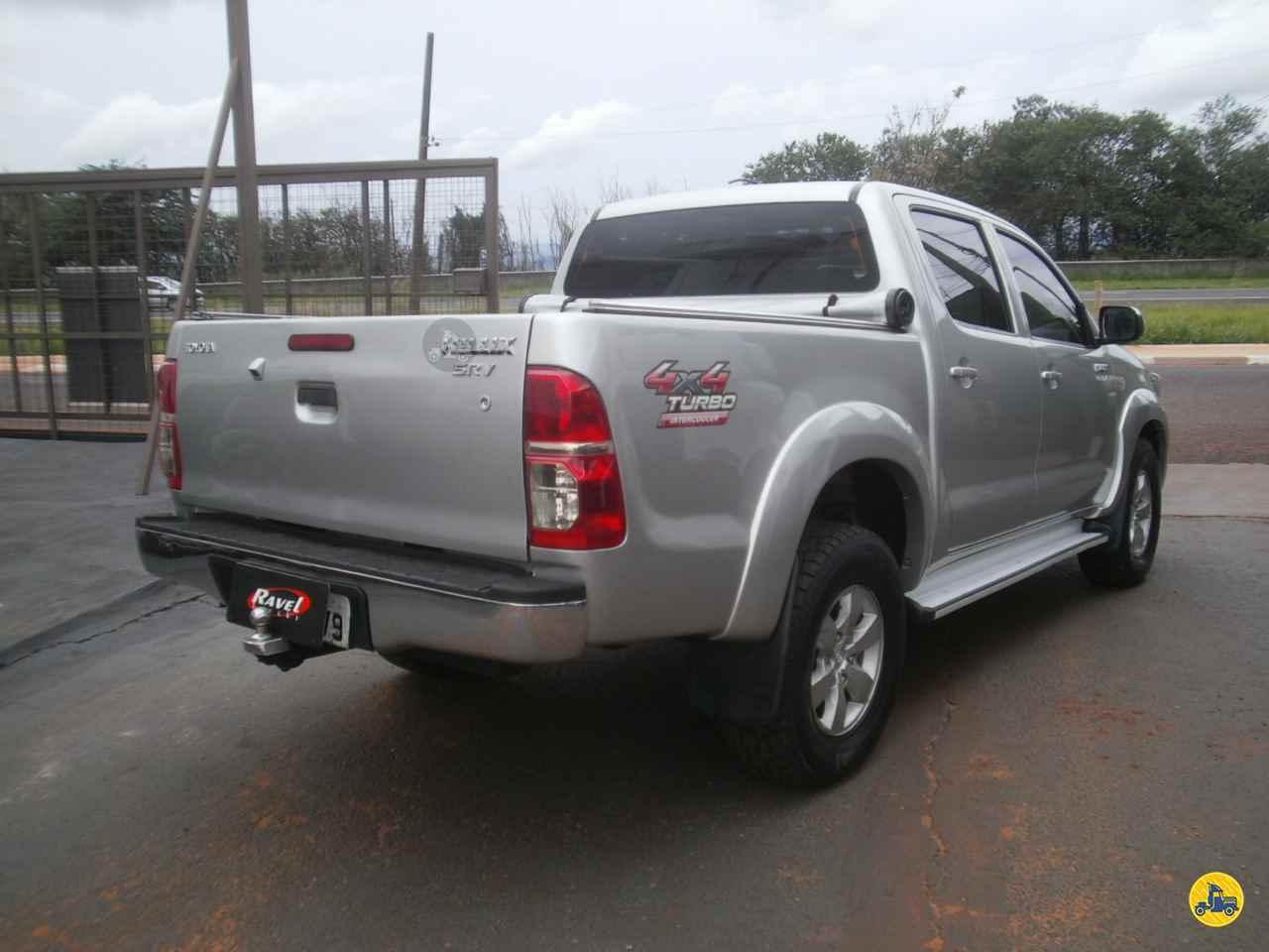 TOYOTA Hilux 3.0 SRV 217000km 2013/2013 Ravel Trucks