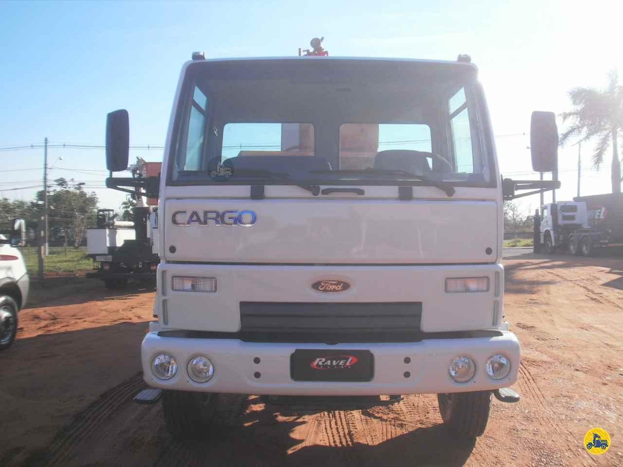 FORD CARGO 2632 300000km 2007/2007 Ravel Trucks