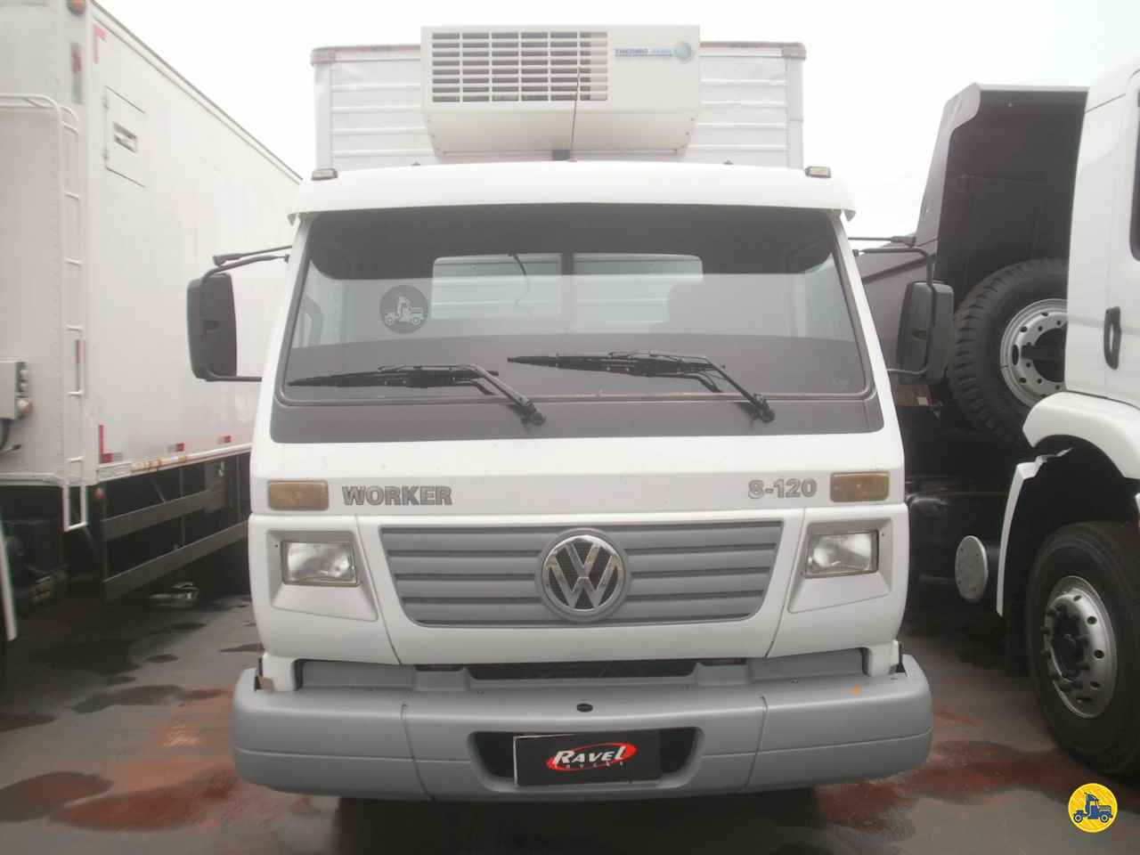 VOLKSWAGEN VW 8120 500000km 2006/2006 Ravel Trucks