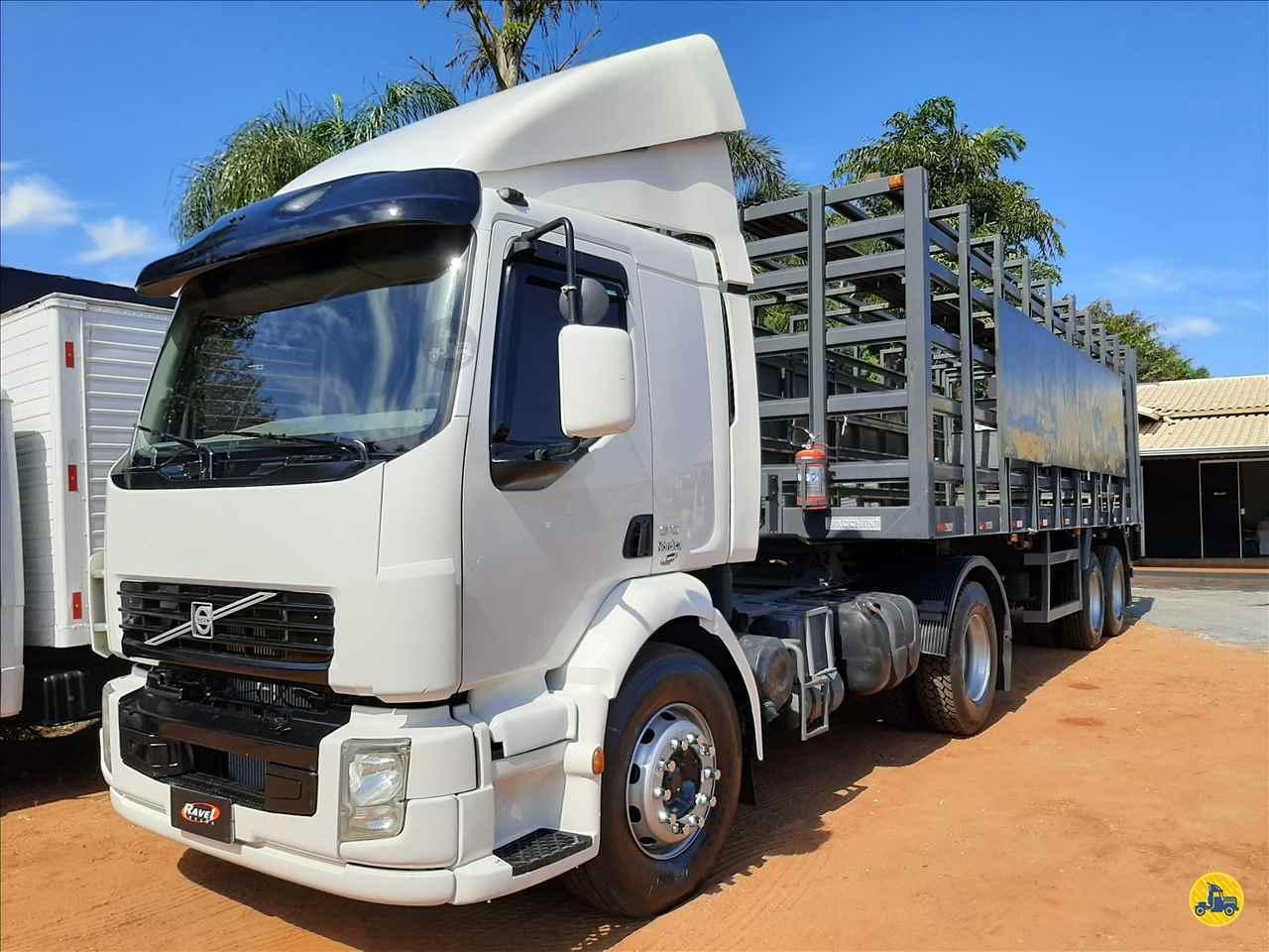 CAMINHAO VOLVO VOLVO VM 260 Cavalo Mecânico Toco 4x2 Ravel Trucks CRAVINHOS SÃO PAULO SP