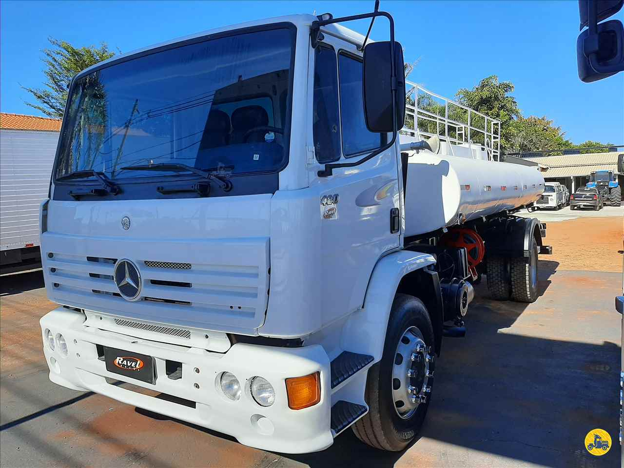 MERCEDES-BENZ MB 1420 209000km 2004/2004 Ravel Trucks