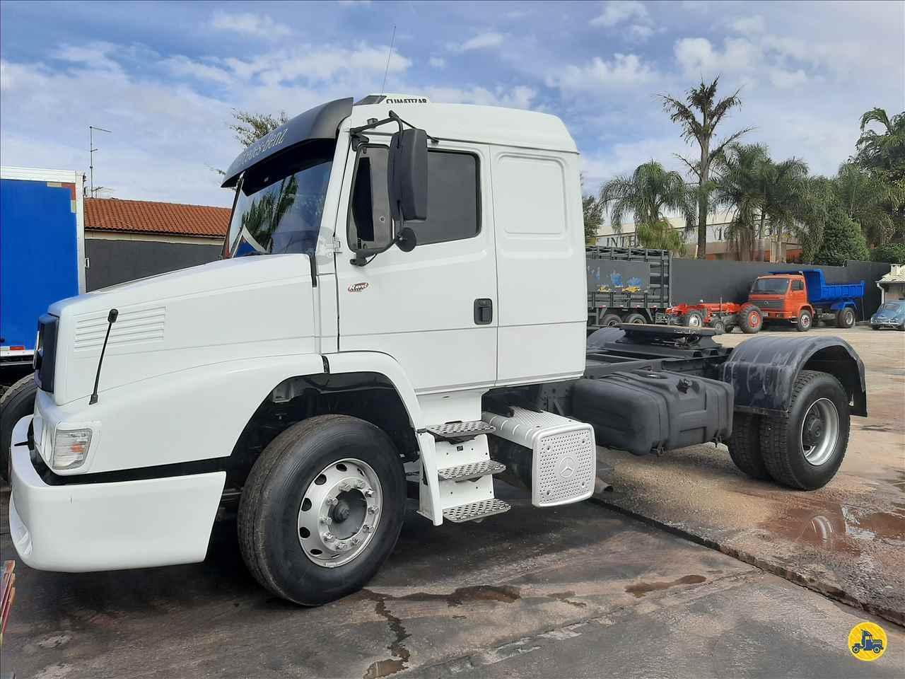 CAMINHAO MERCEDES-BENZ MB 1634 Cavalo Mecânico Toco 4x2 Ravel Trucks CRAVINHOS SÃO PAULO SP