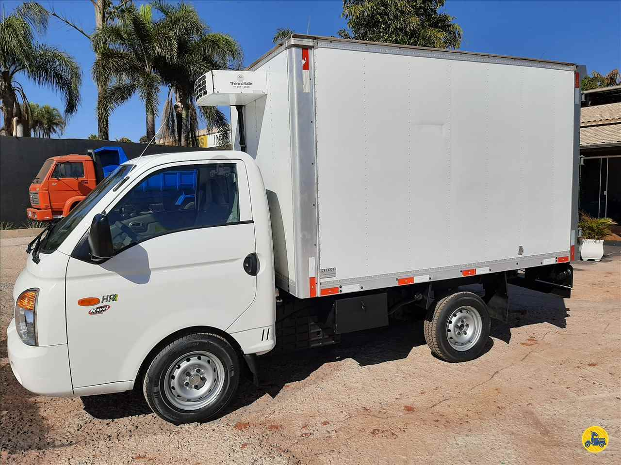 HR de Ravel Trucks - CRAVINHOS/SP