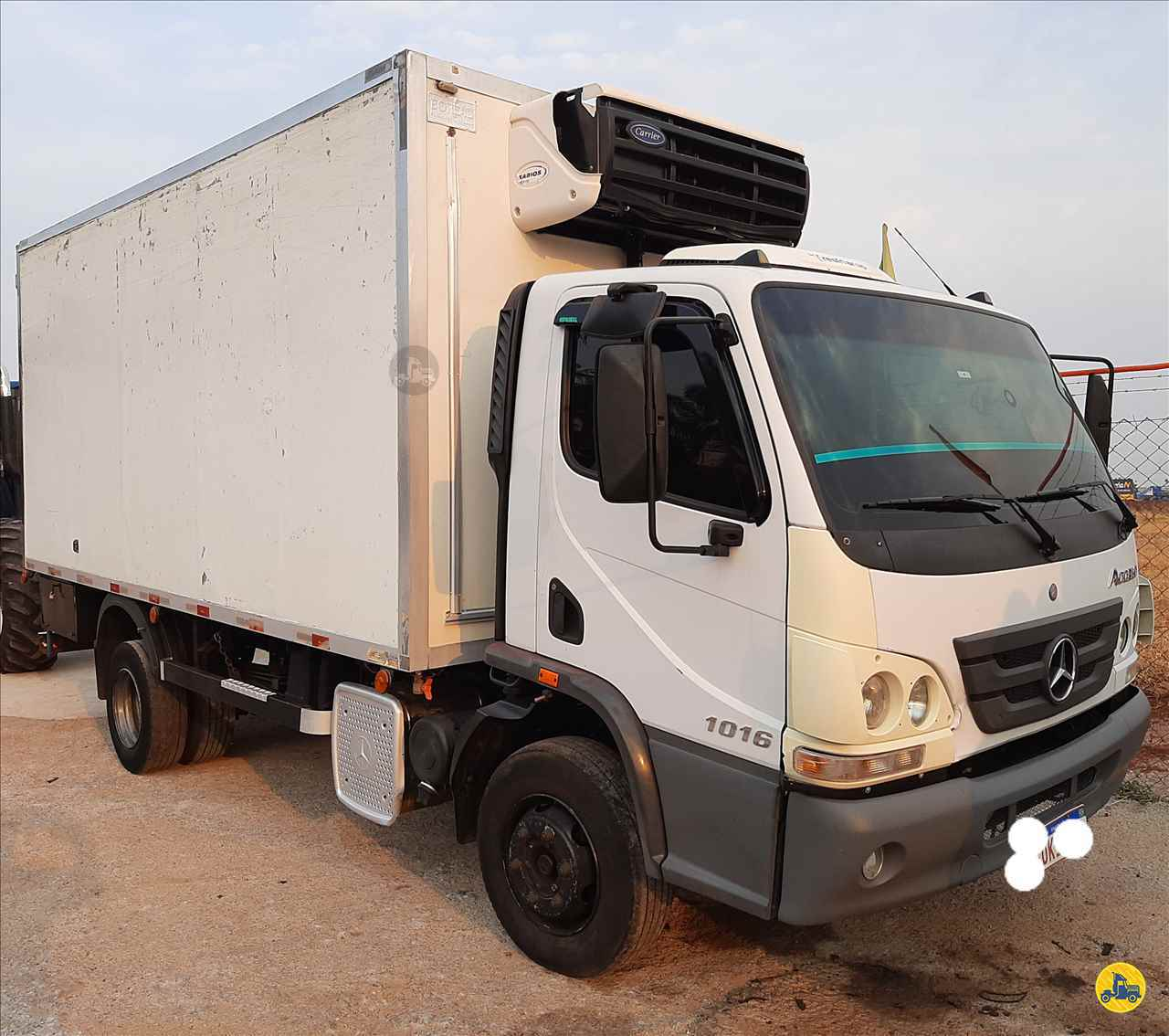 MB 1016 de Ravel Trucks - CRAVINHOS/SP